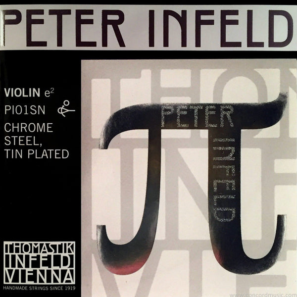 Thomastik Peter Infeld Violin E Tin PI01SN