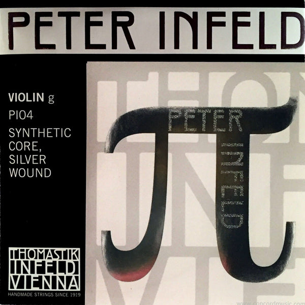 Thomastik Peter Infeld Violin G String PI04