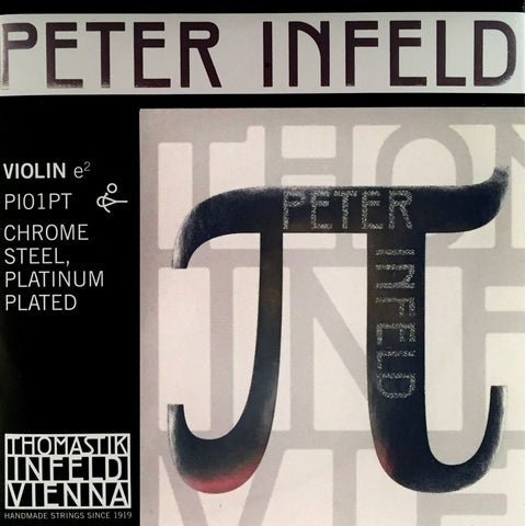 Thomastik Pi Peter Infeld Violin E Platinum PI01PT