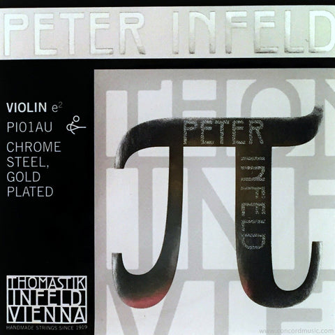 Peter Infeld Gold E PI01AU