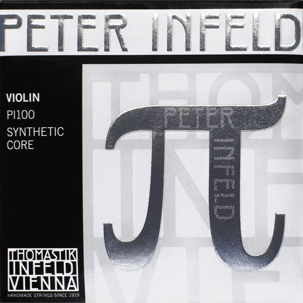 Peter Infeld Violin set with Platinum E PI100