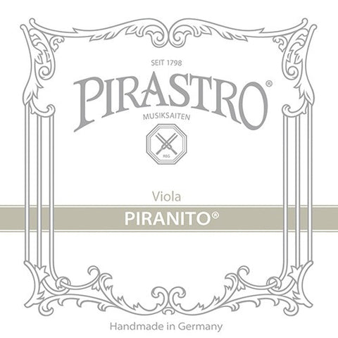 Piranito Viola Strings