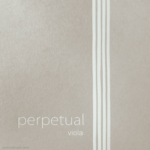 Pirastro Perpetual Viola Label for A string 302121 & 320821