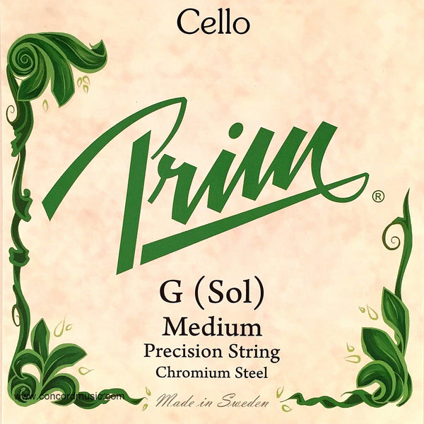 Prim Cello G String