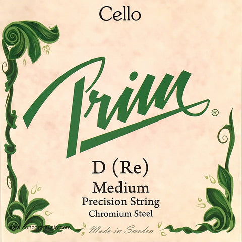 Prim D Cello String