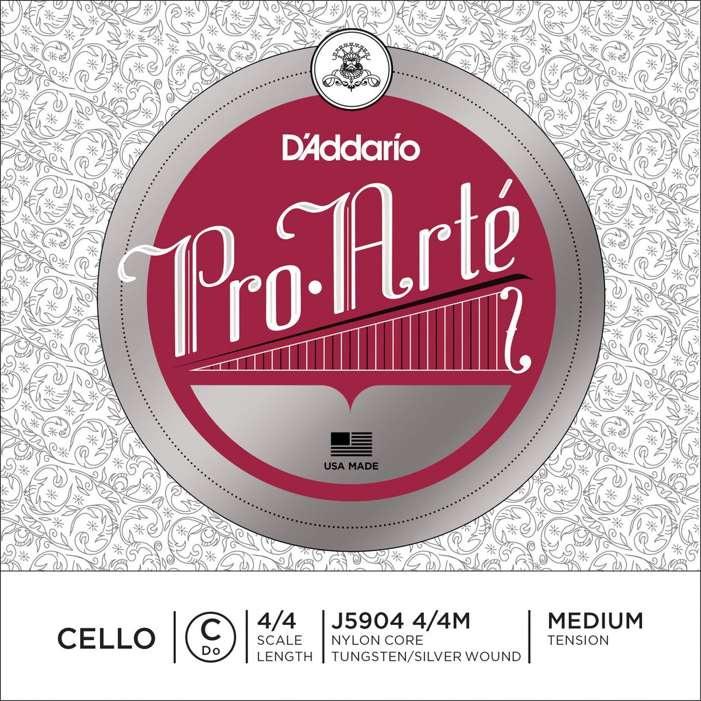 Pro Arte Cello Tungsten C String J5904