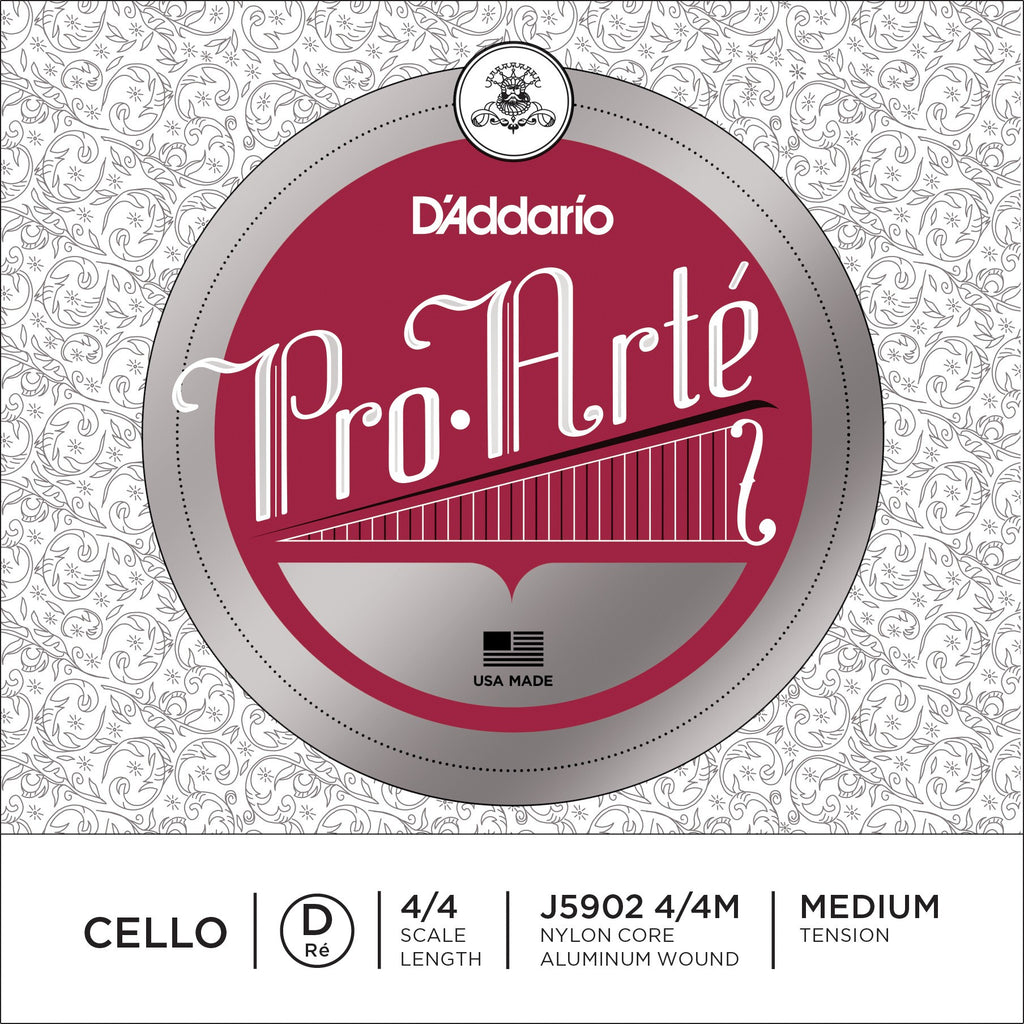 Pro-Arte Cello D String J5902