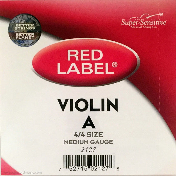 Red Label Violin A String