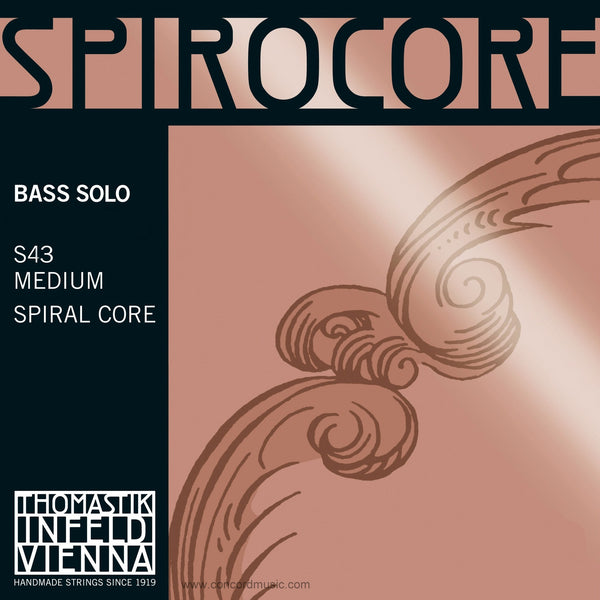 Spirocore Bass Solo Set S43