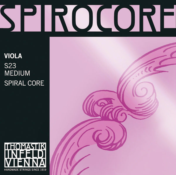 Thomastik Spirocore Viola String Set S23
