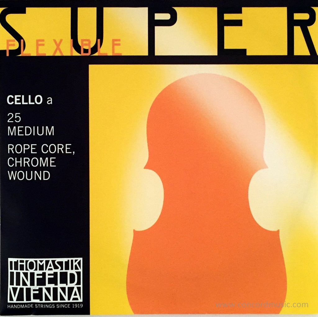 Superflexible cello Set 31