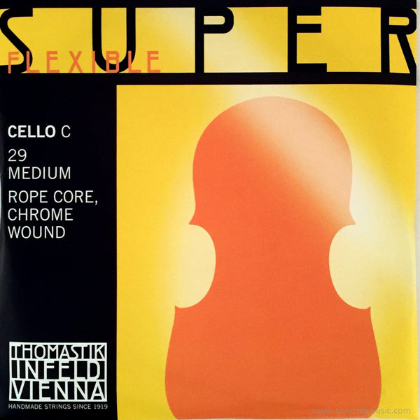 Superflexible cello C 29