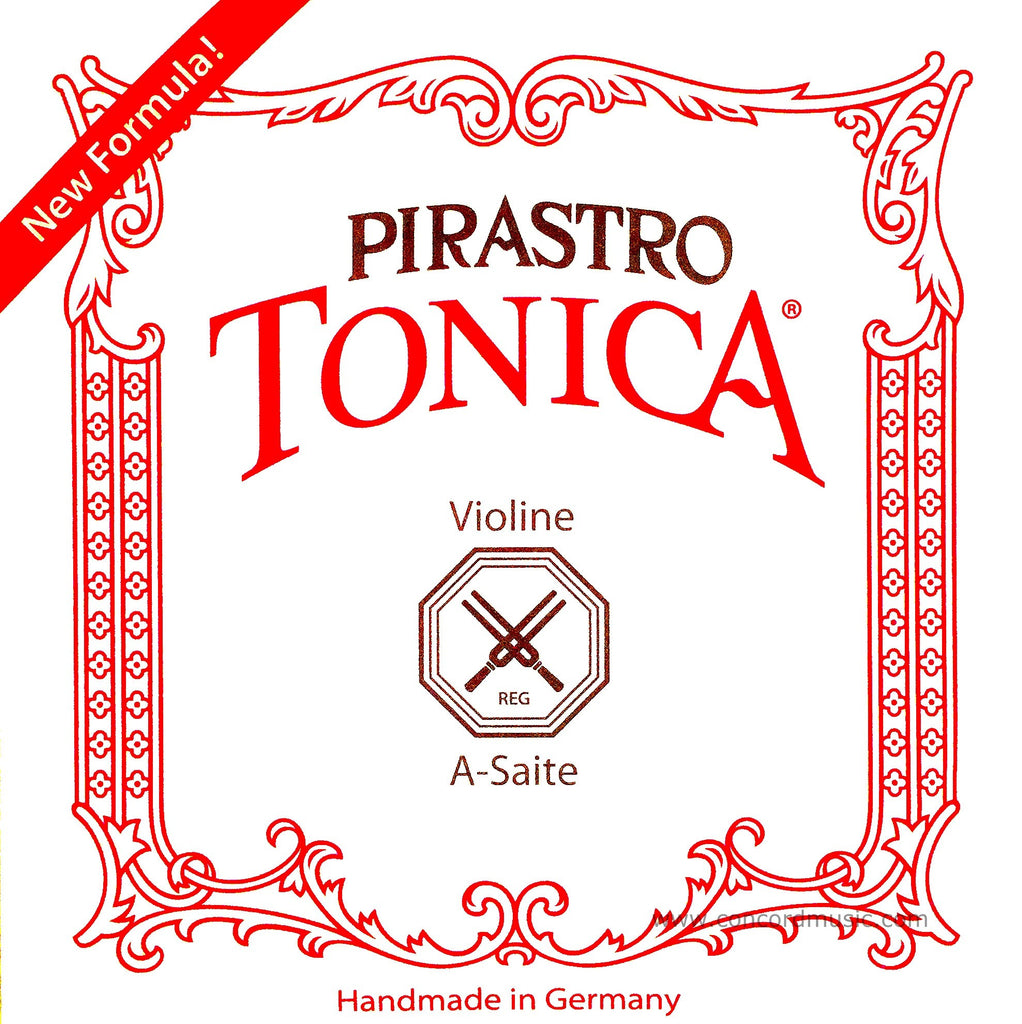 Pirastro Tonica Violin A String