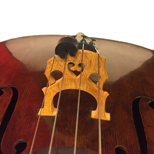 Tourte 1-Hole Cello Mute