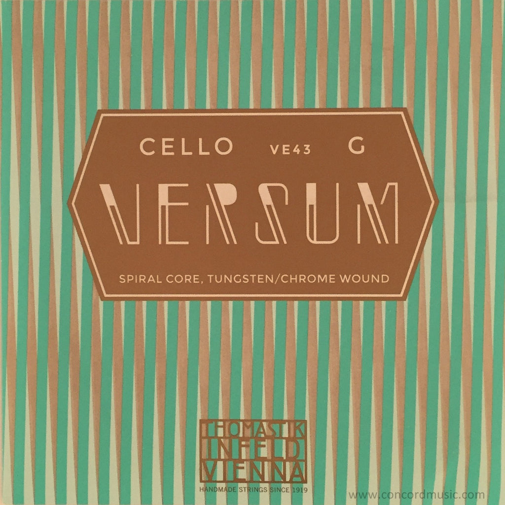 Versum Cello G String VE43