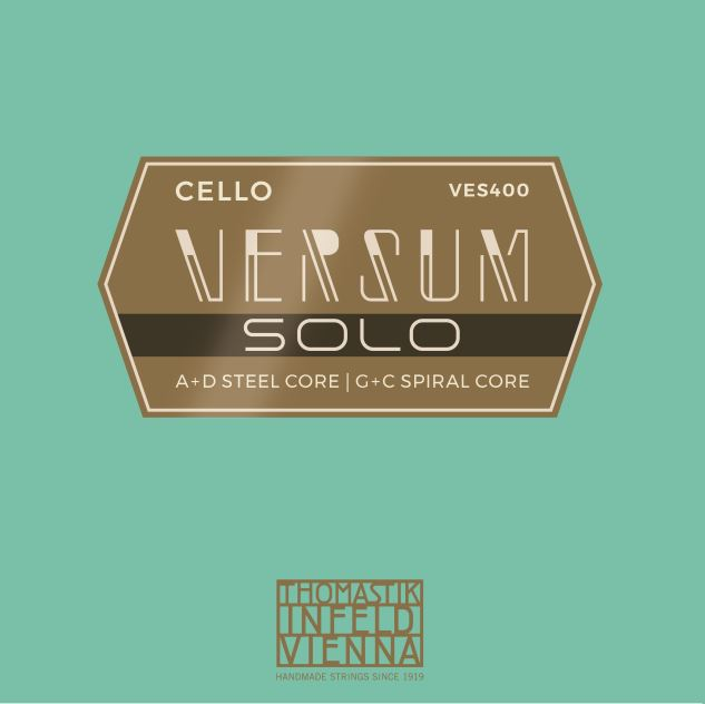 Versum Solo Cello Strings VES400 Set