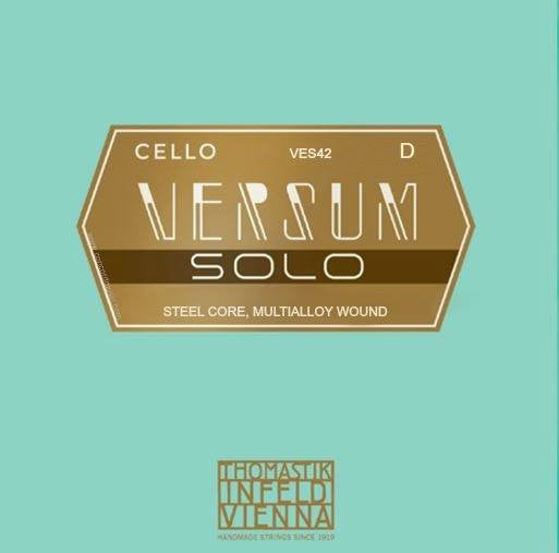 Versum Solo Cello D string, VES42