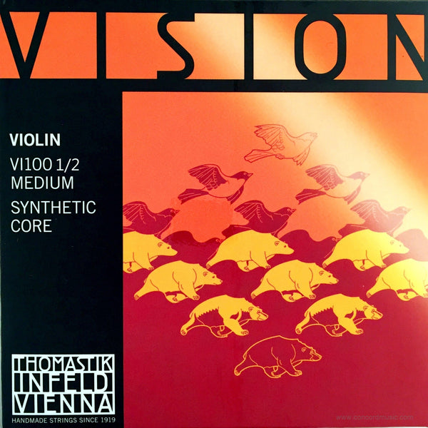 Small Vision Violin Sets