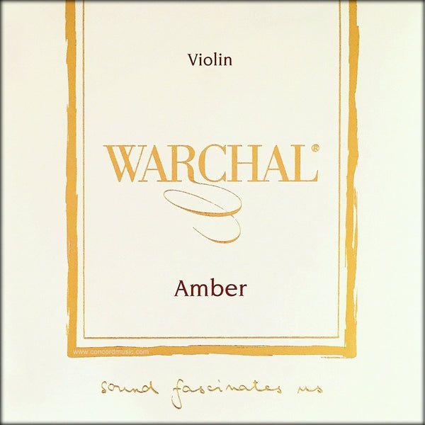 Warchal Amber Violin set