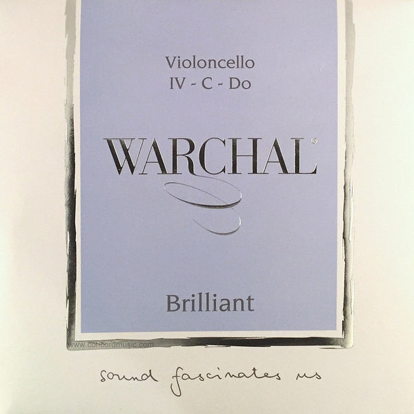 Warchal Brilliant Cello C String No. 924