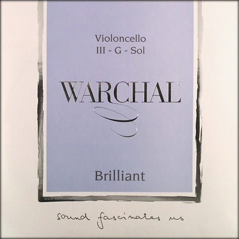 Warchal Brilliant Cello G