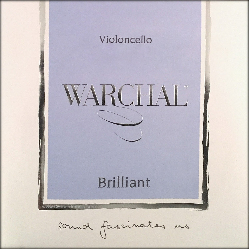 Warchal Brilliant cello Set, No. 921