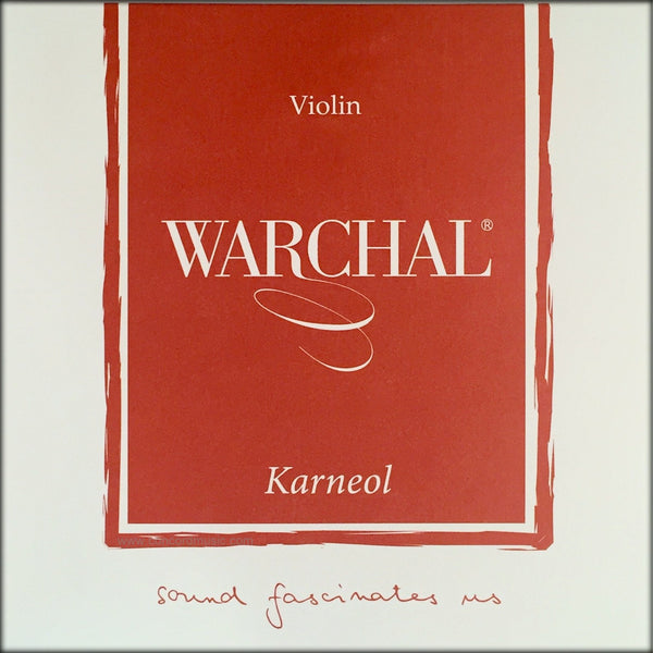 Warchal Karneol Violin E String