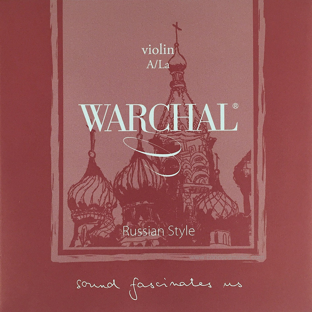 Warchal Russian Style A String 002RS