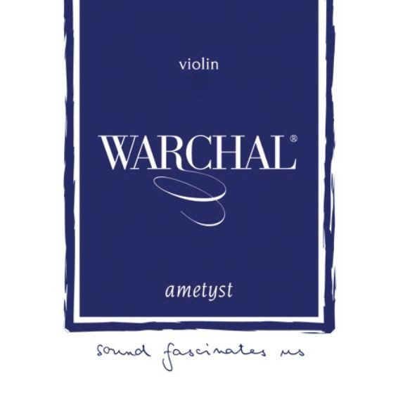 Warchal Ametyst Violin Set