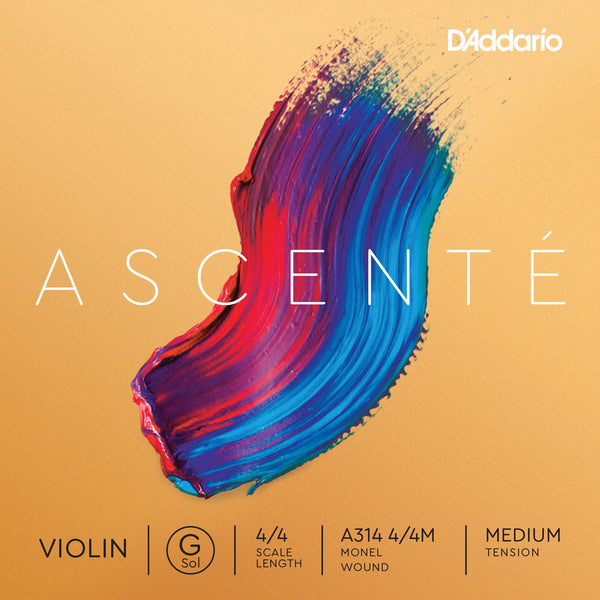 Ascente Violin G string A314