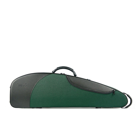 Bam Classic III Violin Case in Green