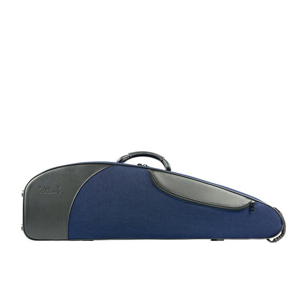 Bam Classic 3 violin case in blue