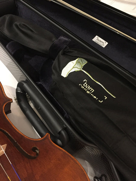 Bam Thai silk violin bag IC-0050 LF