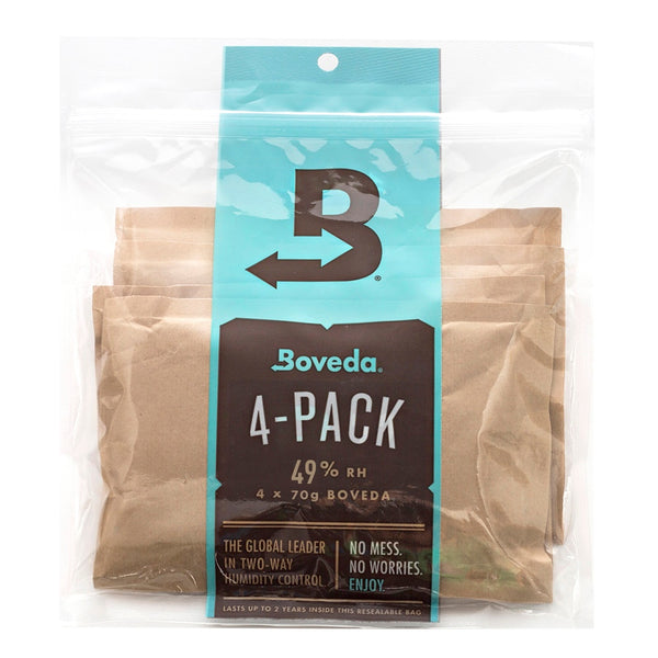 Boveda Refill 4-Pack for Violin & Viola Humidifier