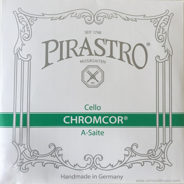 Chromcor Cello A String 3391