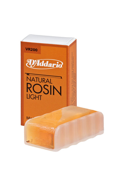 D'Addario Natural Rosin Light VR200