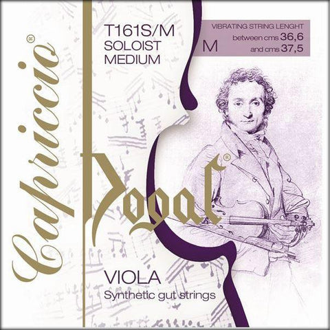 Dogal Capriccio Viola Strings