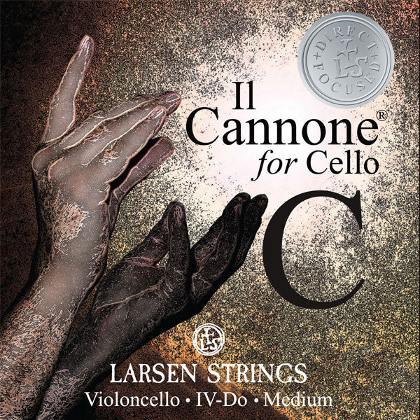 Larsen Il Cannone  Cello C Direct & Focused