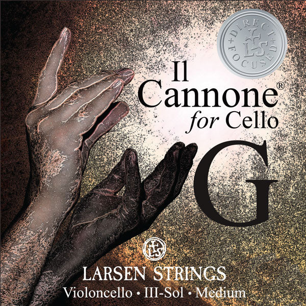 Il Cannone Cello G String Direct & Focused