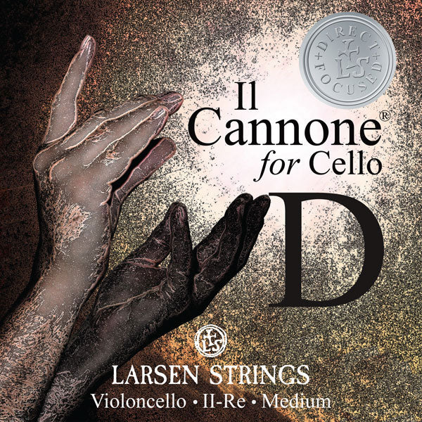 Larsen Il Cannone Cello D Direct & Focused