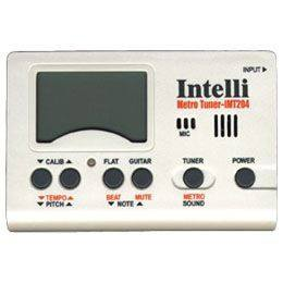 Intelli-tuner IMT-204 combination metronome-tuner
