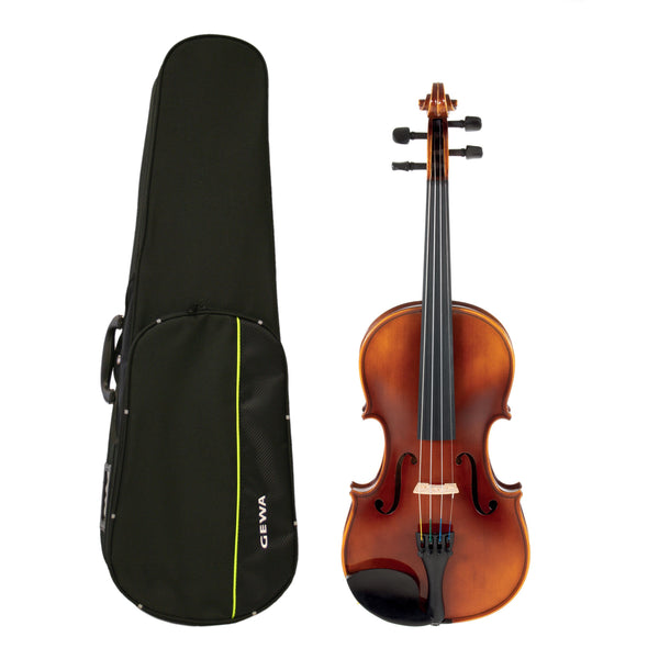 GEWA violin outfit L'Apprenti with shaped case