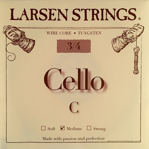 Larsen cello 3/4 C String