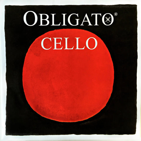 Obligato Cello D String 4312
