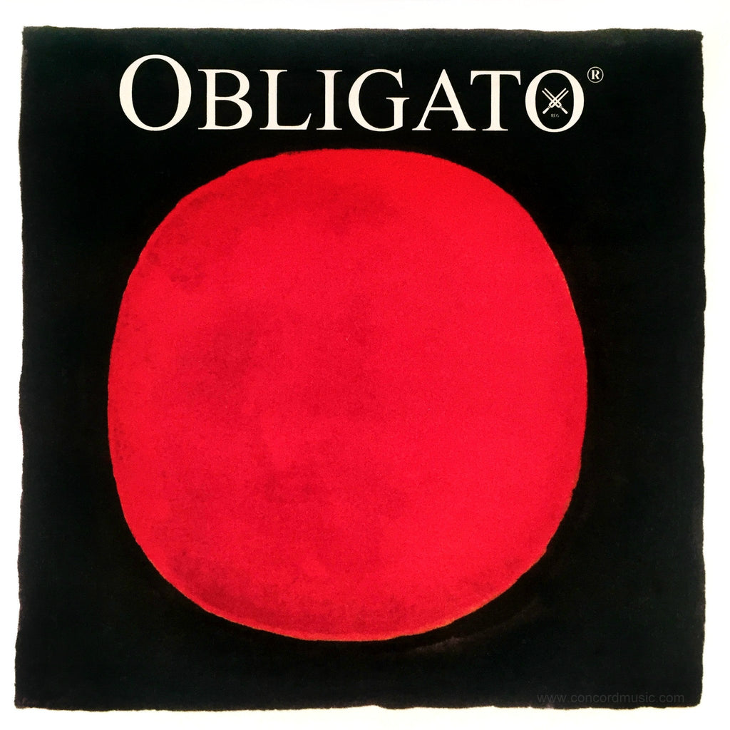 Obligato 1/2 size Strings