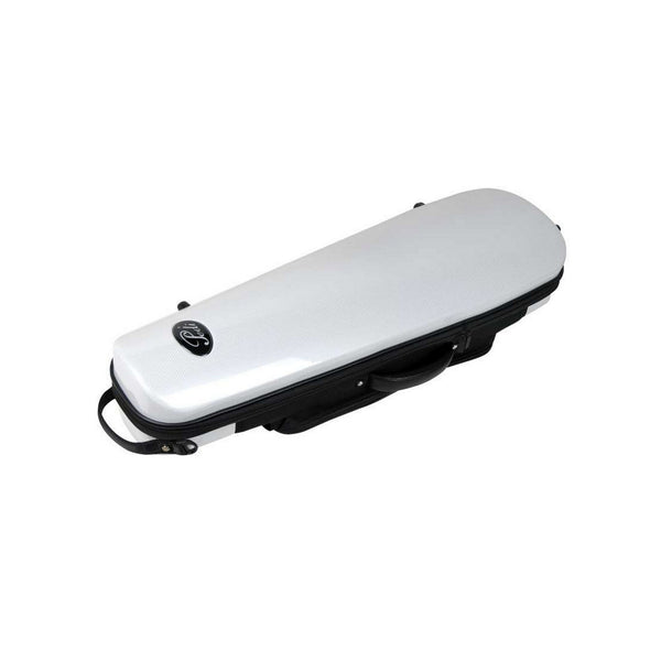 Pedi Streamliner Violin Case in White P320V
