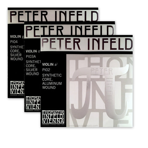 Peter Infeld Violin Custom Set