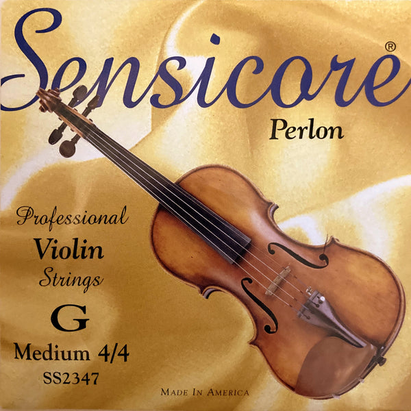 Super-Sensitive Sensicore Violin G String SS2347