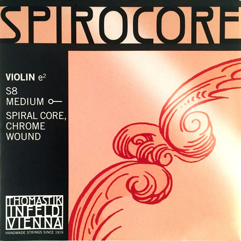 Spirocore Violin Chrome E