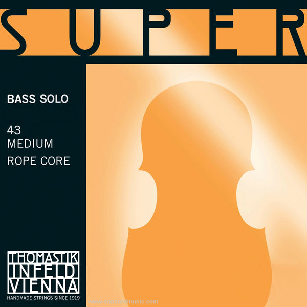 Thomastik Superflexible Solo Bass Set 43